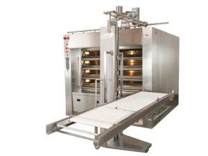 Bakery Oven Loading System