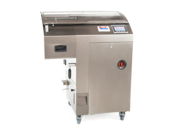 Bread Slicing Cutting Machine Front View