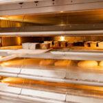 Loading Bread Into Oven