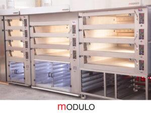 Piece cukiernicze modułowe MODULO