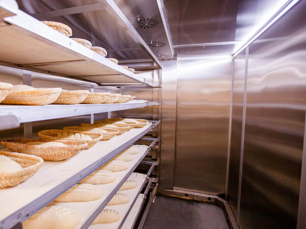 Prover Proofing Bread