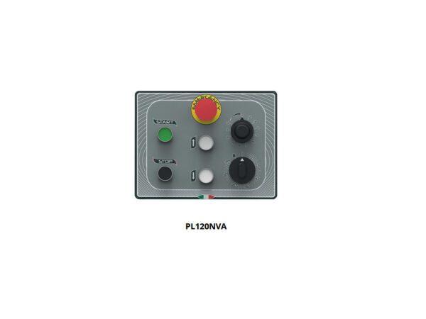 Ubijaczka Cukiernicza Pl120 Panel Sterowania